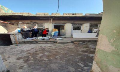 İGFA'nın duyurduğu yardım çığlığını Kilis Belediyesi duydu(ÖZEL HABER)