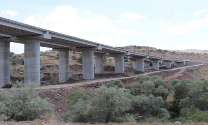 Malatya-Sivas karayolu tamamlandı