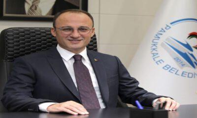 Pamukkale Belediye Başkanı Avni Örki'den 'Dünya Kadınlar Günü' mesajı