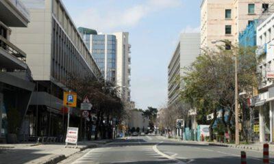 Güney Kıbrıs yine 'tam' kapanıyor