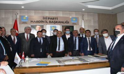 İYİ Parti'den Mardin çıkarması