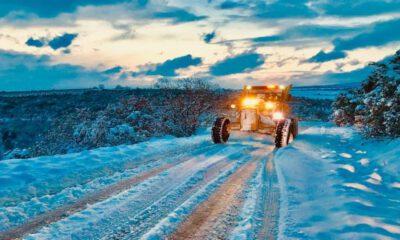 Meteoroloji kar için tarih verdi!