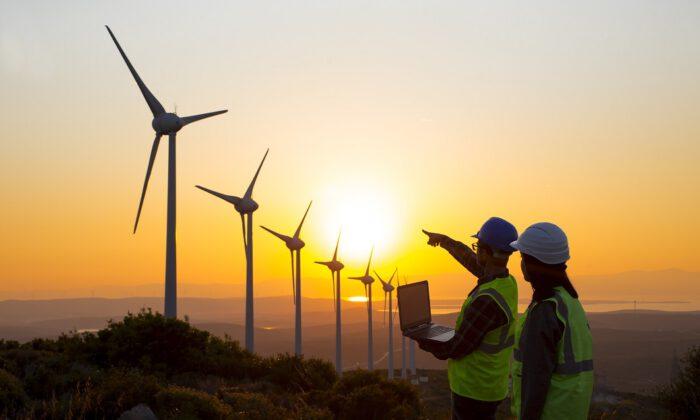 Türkiye yatırımda 'rüzgar'ı arkasına alıyor