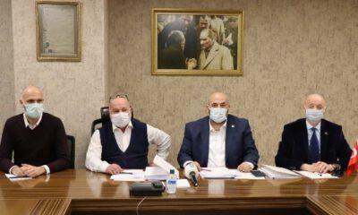 İzmit Belediyesi'nden AK Partili üyelere yanıt