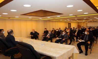 Mardin'de AYKOME toplandı