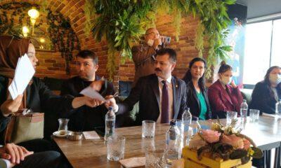 """CHP'li Ertürk: """"Aksaray'da rakibiz ancak siyasi Hasım değiliz"""""""