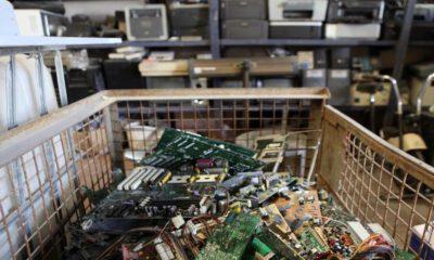 Ankara'da elektronik atıklar için geri dönüşüm atağı