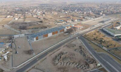 Kayseri'de Etnospor ve Okçuluk Merkezi açılışa gün sayıyor
