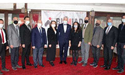 BUMİAD'da Şaban Bozdemir güven tazeledi