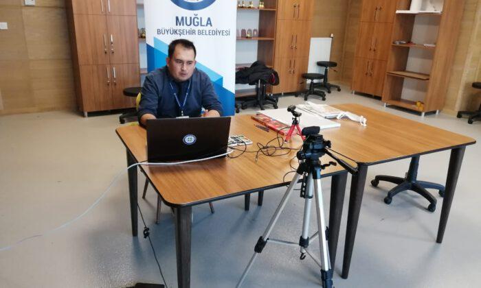 Muğla'da online sanat terapisi
