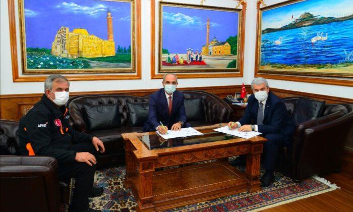 Kırşehir'de AFAD eğitim protokolü imzalandı