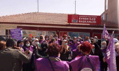 Ankara'da İstanbul Sözleşmesi protestoları sürüyor