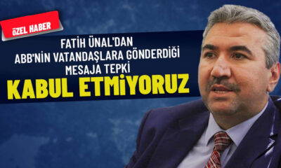 Ankara'da 'kademeli fatura' mesajına tepki! (Özel Haber)