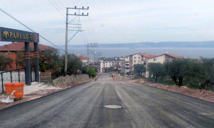 Kocaeli Karamürsel'de 101. Cadde'nin çehresi değişiyor
