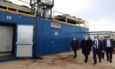 Kilis Belediyesi çöpü enerjiye çeviriyor