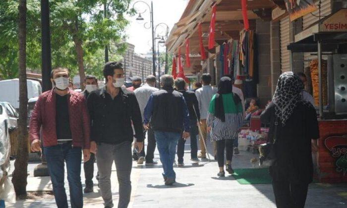 Diyarbakır'da pandemi meslek değiştirtti!