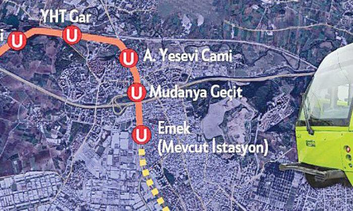Danıştay, Emek-Şehir Hastanesi Bursaray ihalesini iptal etti!