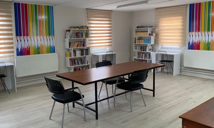 AstraZeneca'dan Elazığ'a kütüphane
