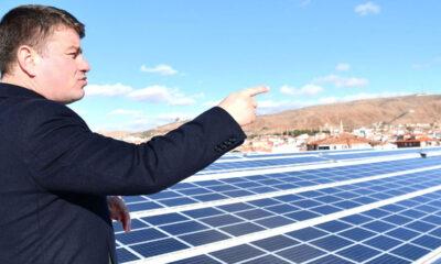 Aksaray'da Başkan Dinçer, iki yılını değerlendirdi