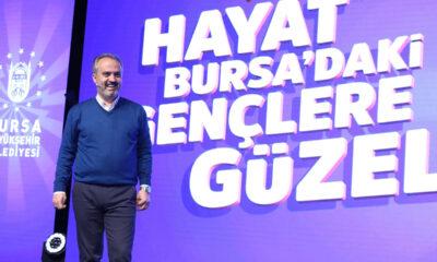 Bursalı gençlerden Büyükşehir'e iki haftada bin öneri