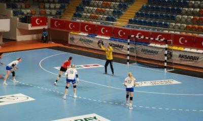 Türkiye Kadınlar Hentbol A Mili Takım, Moskova'ya hazırlanıyor