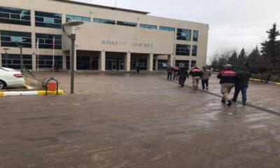 Kilis'te JASAT ekipleri 7 ayrı hırsızlığın firarisini yakaladı