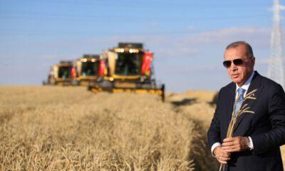 Çiftçilere desteğe Aksaray AK Parti'den teşekkür