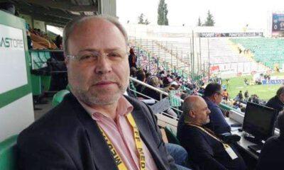 Bursa'da spor basınının acı kaybı