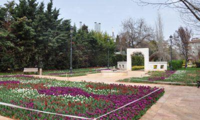 Gaziantep Botanik Bahçesi ziyaretçilerini bekliyor