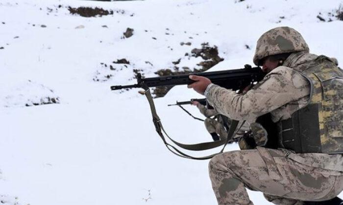 Terörle mücadele operasyonlarında yüzde 120 başarı