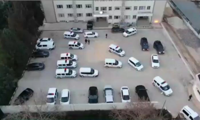 Kilis ve Gaziantep'te eş zamanlı uyuşturucu operasyonu