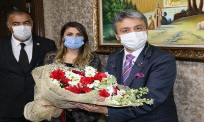 ŞUÇGAD'TAN, Başsavcı Yeniçeri'ye ziyaret