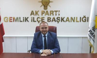 """AK Parti: """"CHP'li Gemlik Belediyesi çok haklı"""""""