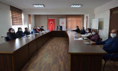 Kilis Tarım ve Orman İl Müdürlüğü projeleri değerlendirdi