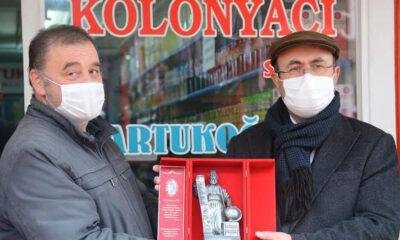 Kırşehir'de ayın ahisi Salih Artuk