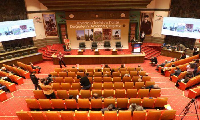 Anadolu Tarihi için anlamlı çalıştay