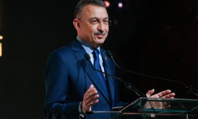Fuat Oktay'dan 'İstanbul Sözleşmesi' paylaşımı