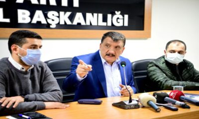 Malatya'nın AK gençlerine ziyaret