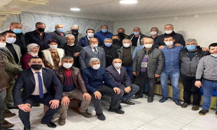 Sivas Kangal'da Mustafa Buğra'ya güvenoyu