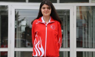 Poligonda büyüyen Mardinli sporcunun gözü olimpiyatlarda