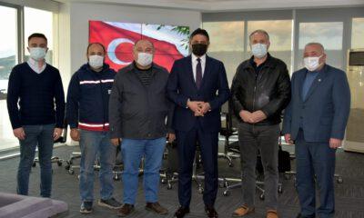 İzmir Aliağa'da esnaf için güç birliği oluşturuldu