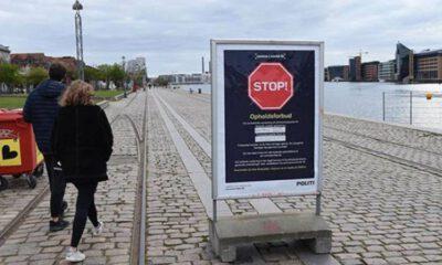 Danimarka, COVID'i bitiren ilk AB ülkesi oldu