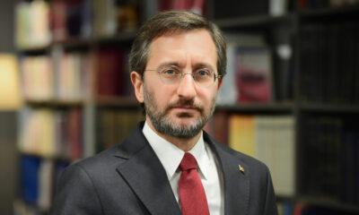 Fahrettin Altun'dan Kıbrıs'ta Kur'an kurslarının kapatılmasına tepki