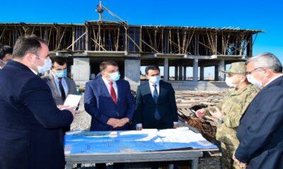 Malatya'da Altay Kışlası arazisine Sanayi Sitesi hazırlığı