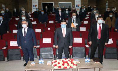 Siirt'in İl Afet Risk Azaltma Planı görüşüldü