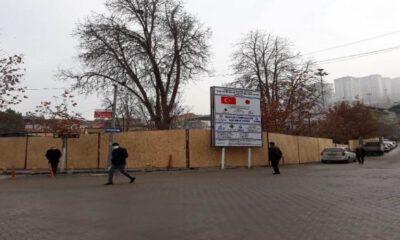 Malatya'da Kernek Parkı'nda yeniden su aranıyor