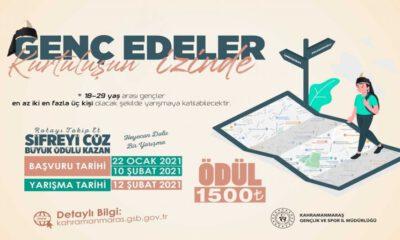 Kahramanmaraş'ta gençler için tarih yarışması