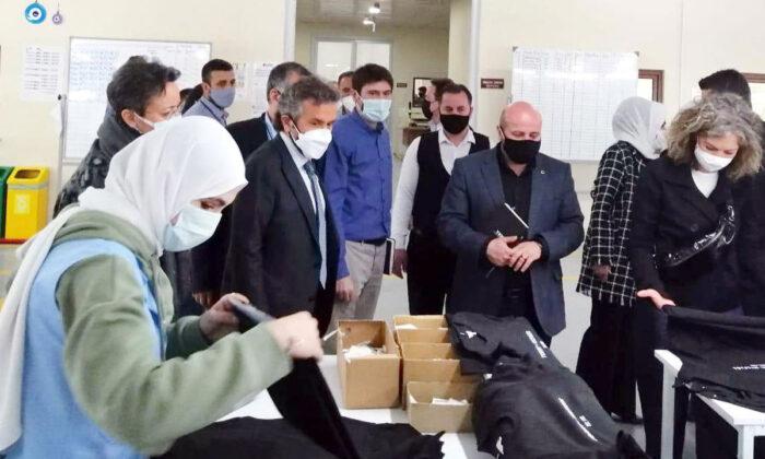 Yeşim Tekstil'den Doğu Anadolu'daki istihdama büyük destek