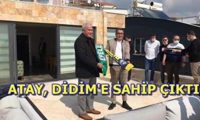 Didimspor'u 'Aydın Efespor' devraldı