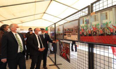 Türk dünyasının kardeşliği Denizli'deki sergide
